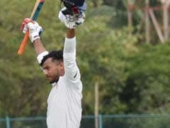 Ranji Trophy: Mayank Agarwal Hits Another Ton As Karnataka Get Three Points Against Uttar Pradesh