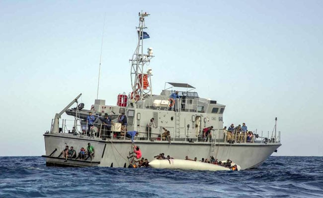 3 Babies Dead, 100 Missing In Migrant Shipwreck Off Libya