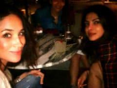 Priyanka Chopra Congratulates Meghan Markle And Fiance Prince Harry