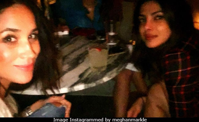 Priyanka Chopra Congratulates Meghan Markle And Fiance Prince Harry
