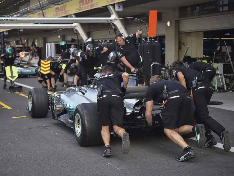 Mercedes-AMG Team Bus Robbed At Gunpoint Ahead Of Brazilian GP, Lewis Hamilton Expresses Anger
