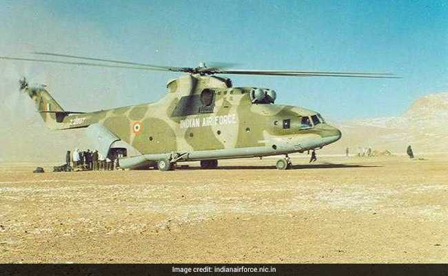 India And Russia To Sign Contract For The Overhaul Of Mi-26 Choppers