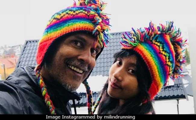 Milind Soman's Birthday Retreat With Girlfriend Ankita Konwar Was 'Perfect'