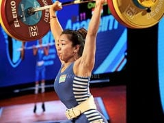 World Weightlifting Championship: Mirabai Chanu Becomes 1st Indian To Win Gold In Over 2 Decades
