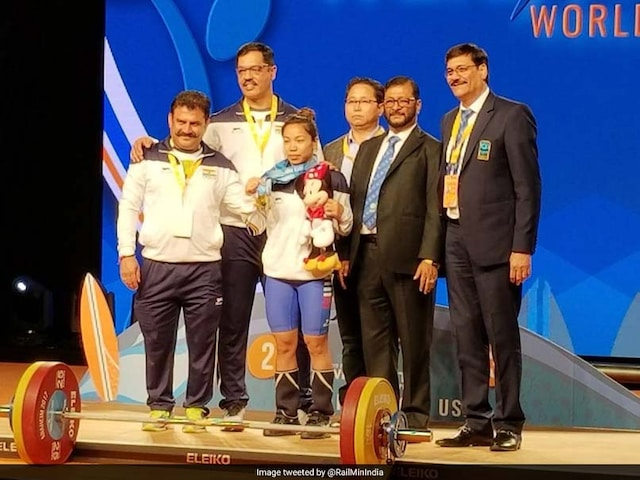 Commonwealth Games 2018: Mirabai Chanu Carries Indian Hopes On Day 1