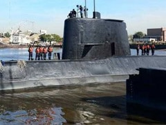 Noises Detected In Argentine Submarine Search Disappoint