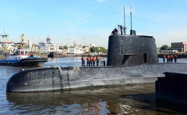 7 Satellite Calls Detected, Likely From Missing Submarine, Says Argentina