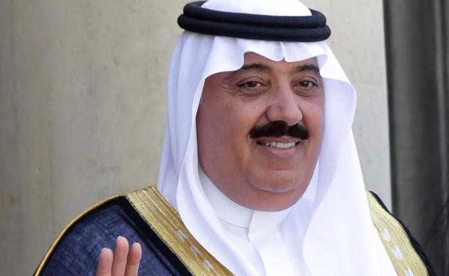 Senior Saudi Prince Miteb Freed From Detention: Family Members
