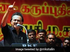 Note Ban Brought Only Hardship For Common Man: MK Stalin