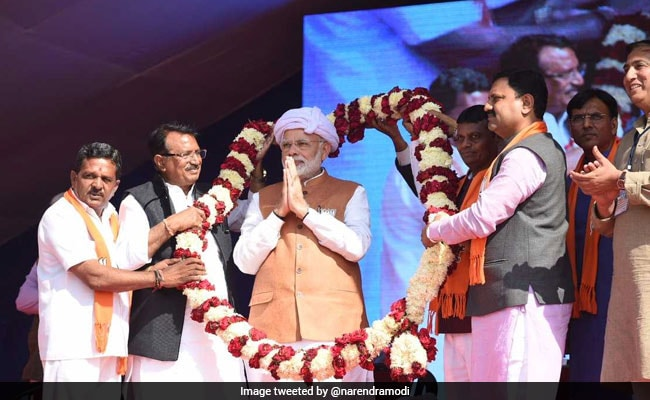 Congress 'Clapped' When Hafiz Saeed Was Released, Says PM Modi