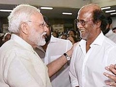 PM In Tamil Nadu For Platinum Jubilee Celebrations Of Tamil Daily, Greets Rajinikanth