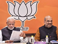 Gujarat Election 2017: BJP Releases First List Of 70 Candidates