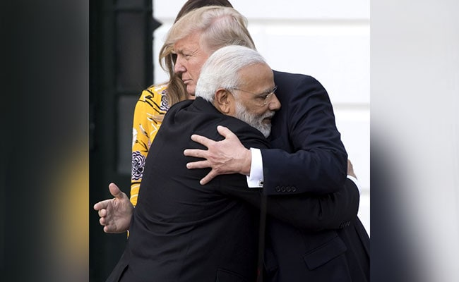 PM Modi A 'Friend', Donald Trump Quoted As Saying In Book By Journalist