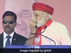 PM मोदी बोले, इंदिरा ने मोरबी में बदबू की वजह से नाक पर रखा था रूमाल, भाषण की 5 बातें