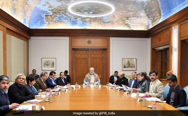 पीएम मोदी ने कुपोषण से निपटने के लिए की हाई लेवल मीटिंग, कहा- 2022 तक नजर आने लगेंगे सकारात्मक परिणाम