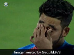 India vs New Zealand, 2nd T20I: Mohammed Siraj, On Debut, In Tears After National Anthem