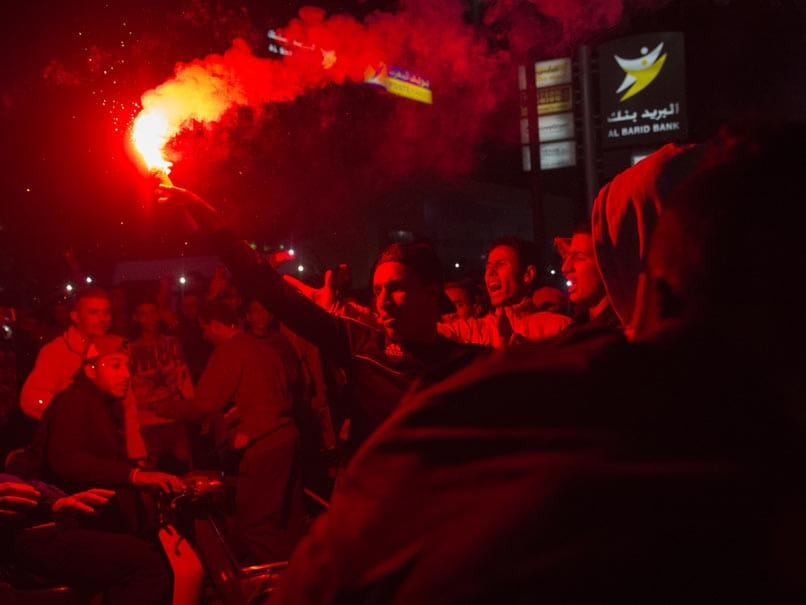 Moroccan World Cup Celebrations Turn Violent in Brussels