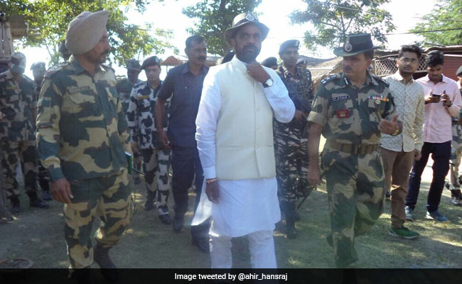Bangladesh Poses Bigger Challenge To India Than Pakistan: Union Minister Hansraj Ahir