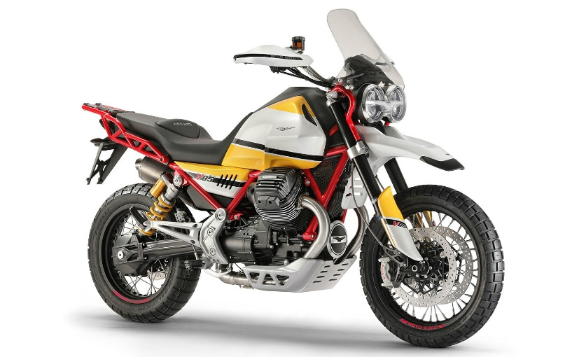 Moto Guzzi V85 TT recalled in the US