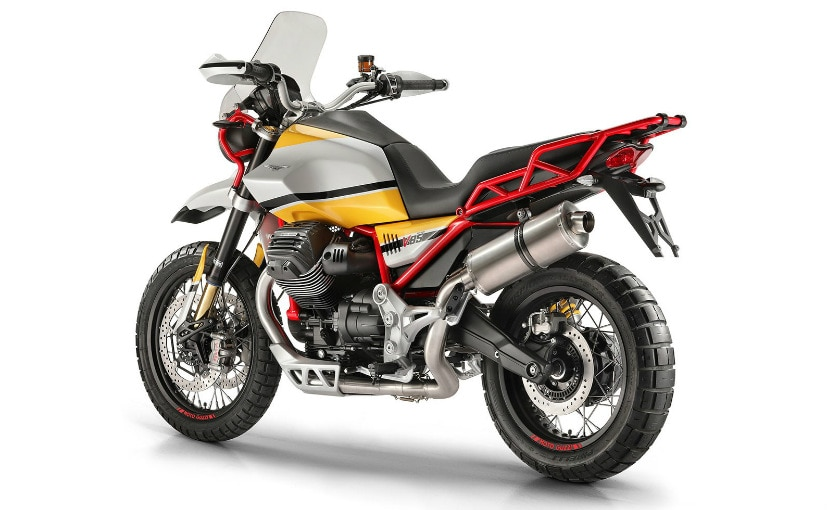 2020 Moto Guzzi V85 TT Models Recalled In US