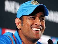 MS Dhoni Fulfills 'Dream', Inaugurates His First Global Cricket Academy In UAE