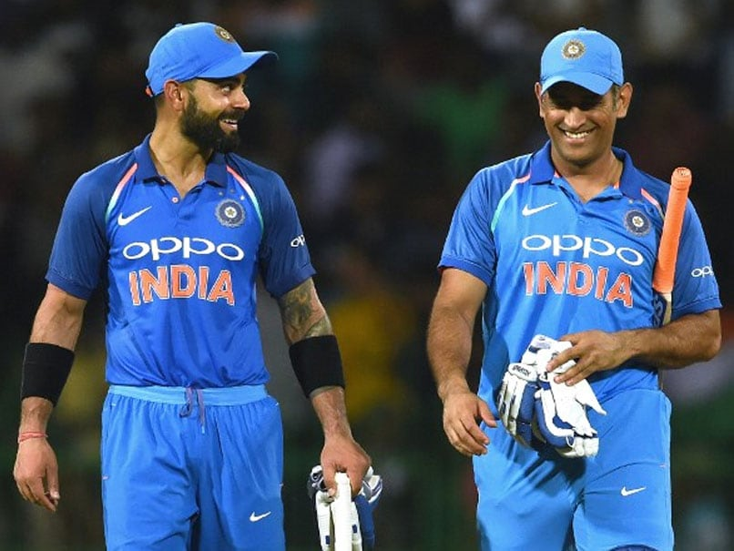 Sourav Ganguly Heaps Praise On Virat Kohli, Says His Support For MS Dhoni Is Remarkable