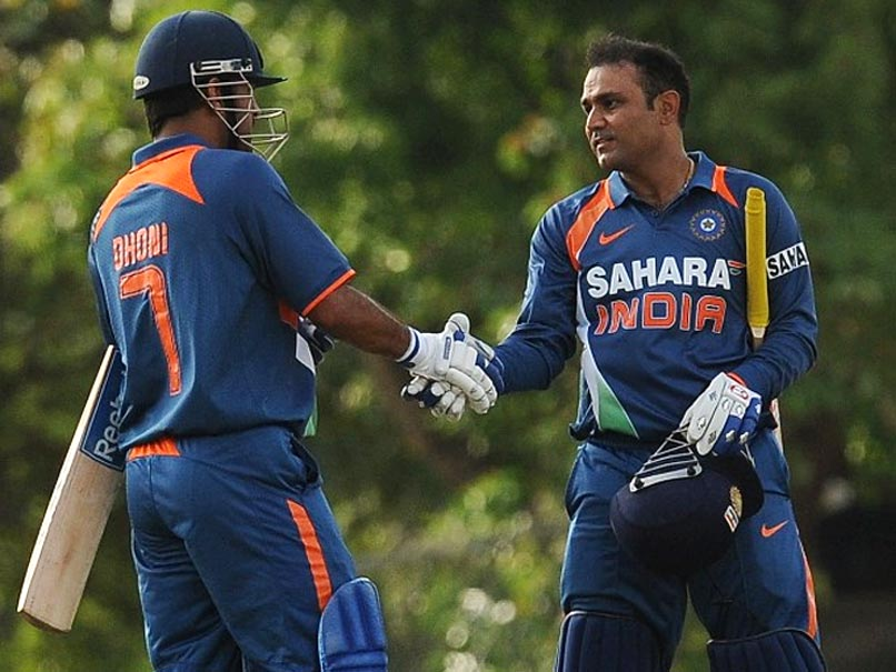 MS Dhoni Would Never Block Way For Any Youngster, Virender Sehwag Counters VVS Laxman | Cricket News