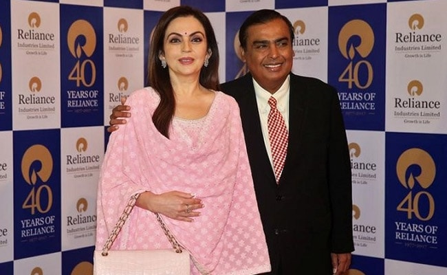 Mukesh Ambani Family Tops Forbes List Of Asia's Richest