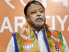BJP's Mukul Roy Discussed Influencing Poll Body In Leaked Call: Trinamool