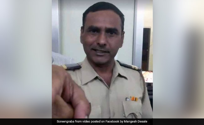 Watch: Thane Man Thrown Out Of Police Station For 'Wearing Shorts'