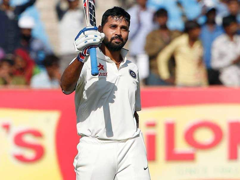 Vijay, Pujara put India in commanding position (Tea report)