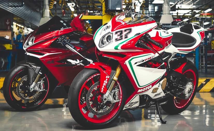 MV Agusta is working on three brand new 1,000 cc superbikes