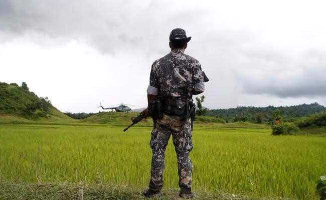 Three Bombs Hit Capital Of Myanmar's Rakhine State