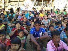 Around 40,000 Rohingya In India: Union Minister Kiren Rijiju
