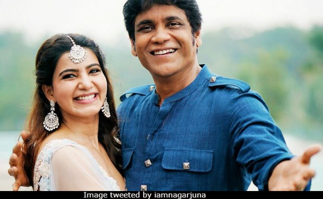Akkineni Nagarjuna On Transition From Samantha Ruth Prabhu's 'Nag Sir' To 'Baba'
