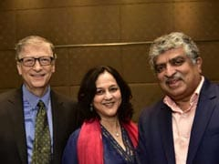"Bill Gates Praises Aadhaar, Says ""It Doesn't Pose Any Privacy Issue"""