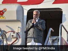 Ahead of PM Narendra Modi's Visit, Quadrilateral Initiative Begins In Manila