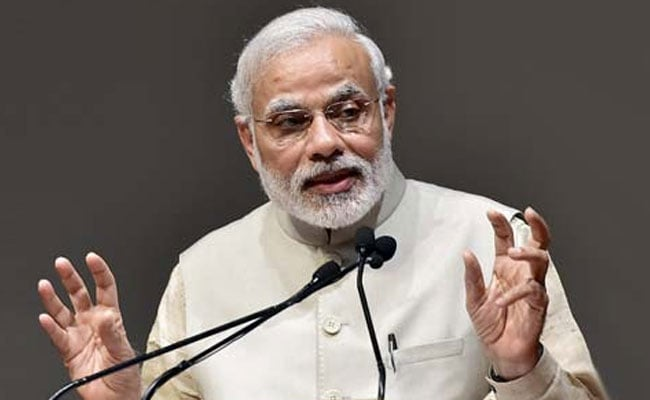 PM Modi Hopes For Early Resumption Of Israel-Palestine Talks