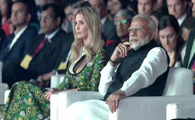 GES 2017: In Speech, Ivanka Trump Says PM Modi's Rise From Tea-Seller Is Exemplary: Highlights