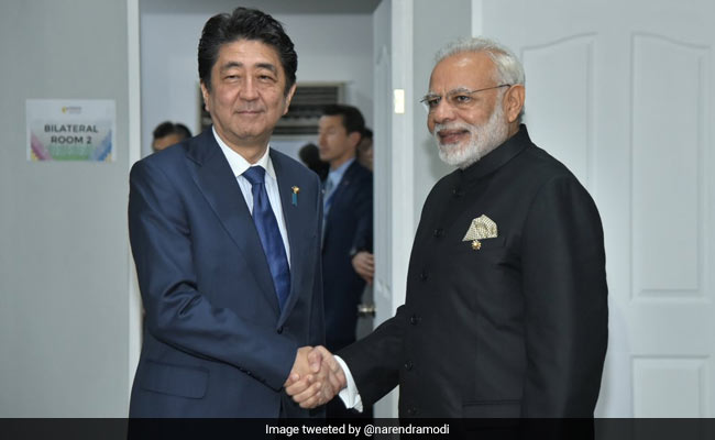 PM Modi, Shinzo Abe Discuss Ways To Strengthen Strategic Cooperation