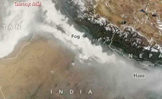 nasa fog