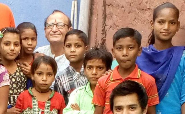 How NASA Scientist Dr. Kumar Krishen Began An Education Programme For Poor Kids In Faridabad