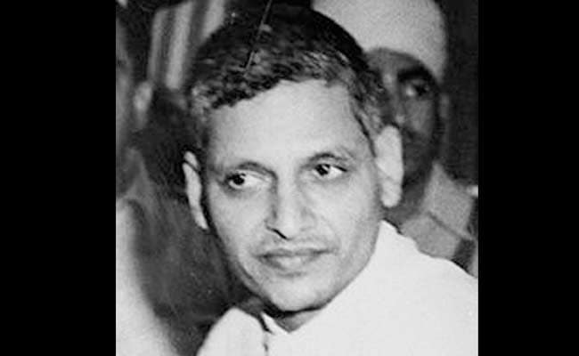 Naturam Godse's Bust Removed From Hindu Mahasabha Office In Gwalior