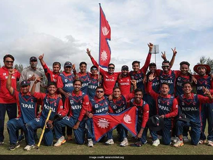 U-19 Asia Cup: Dipendra Airee Stars As Nepal Stun Defending Champs India