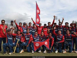 Under-19 Asia Cup: Dipendra Singh Airee Stars As Nepal Stun Defending Champions India