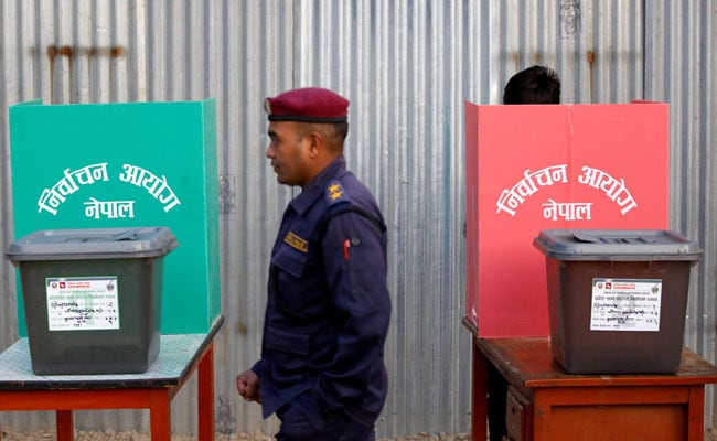 Nepal Votes Thursday. China And India Are Watching Closely.