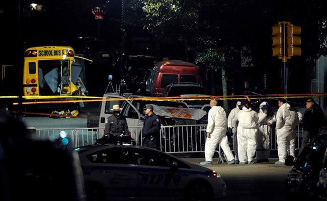 आईएस का 'लड़ाका' था न्यूयॉर्क में 8 लोगों को कुचलकर मार डालने वाला हमलावर : इस्लामिक स्टेट