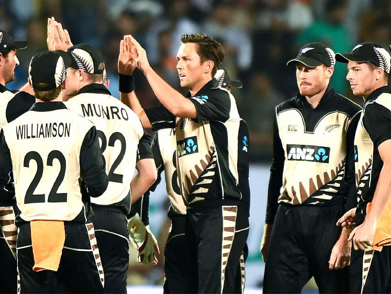 India vs New Zealand: Colin Munro, Trent Boult Lead Kiwis Fightback, Level Series 1-1