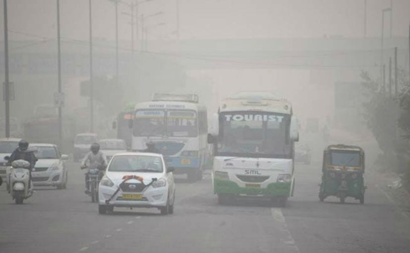 ngt delhi odd even rule pollution