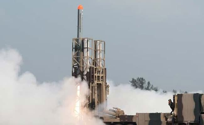 Nirbhay missile test-fired off Odisha coast